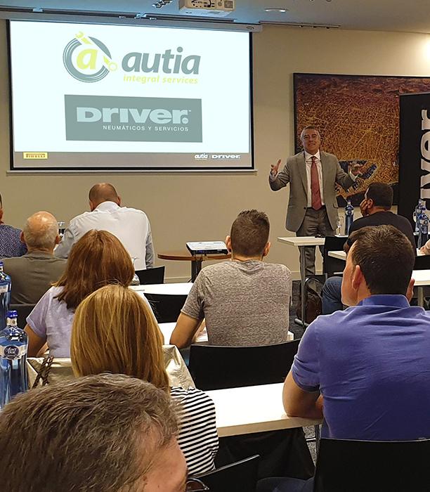 Gran participación de Socios en las primeras Reuniones Regionales unificadas de las redes Driver y Autia
