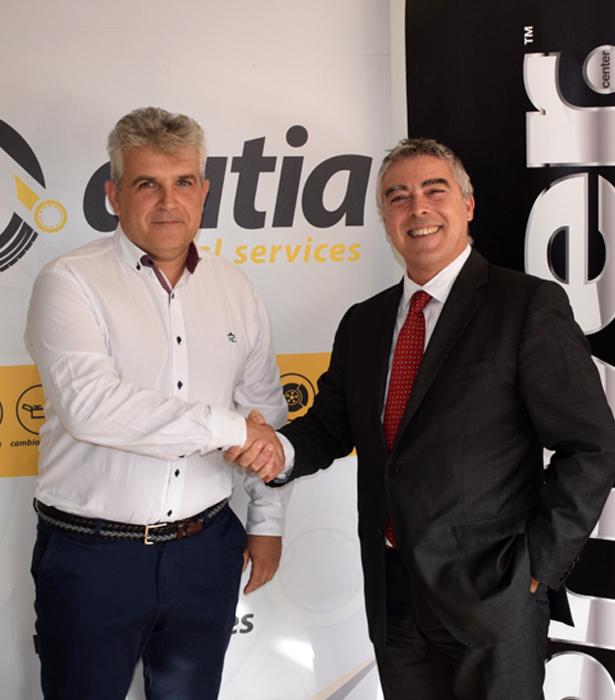 Autia y Driver Center unen fuerzas para reforzar sus proyectos independientes